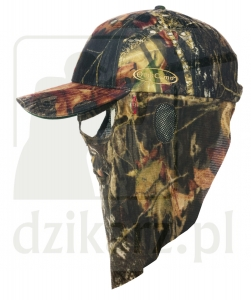 Czapka Browning  Face Mask Quik Camo Moinf